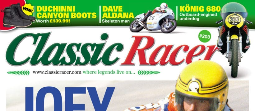 Classic Racer cover
